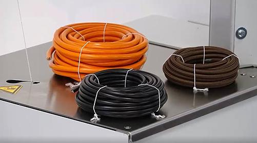 Elastiekbinder AXRO IN2 kabels