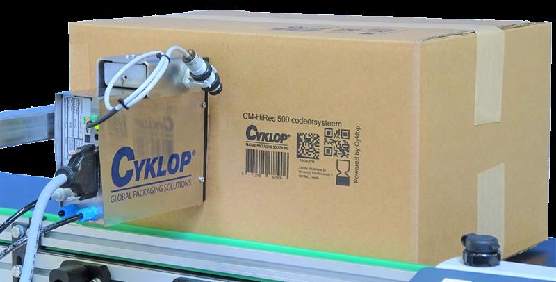 Cm 500 Print Logo Side Box