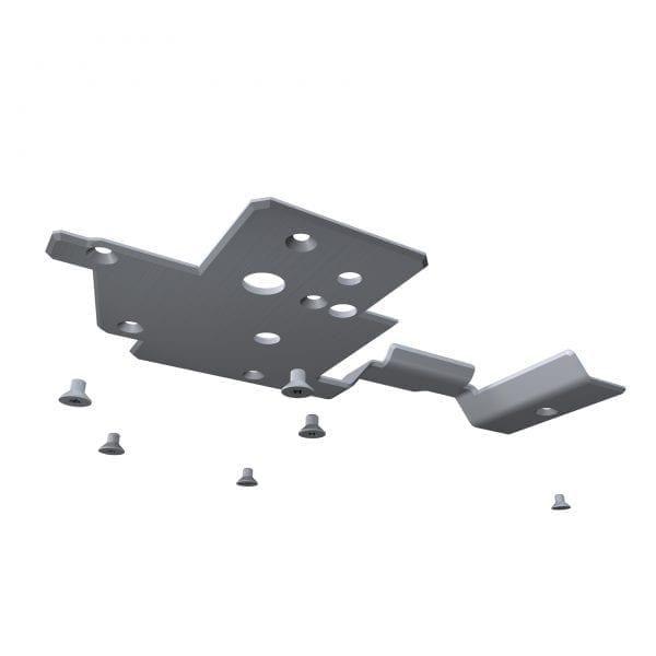 Omsnoeringsapparaat base plate