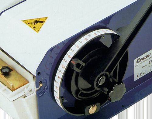 Papierplakband Dispenser B6 verstelbaar